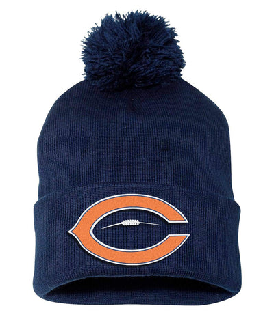 CHICAGO C BEANIE - Thirty Six and Oh!