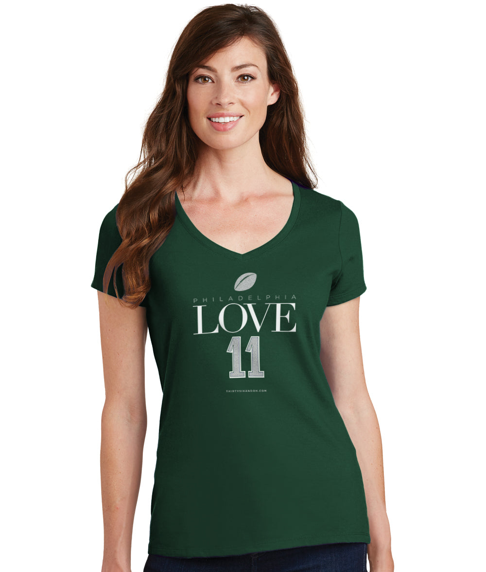 Wentz Love Short Sleeve Tee - Thirty Six and Oh!