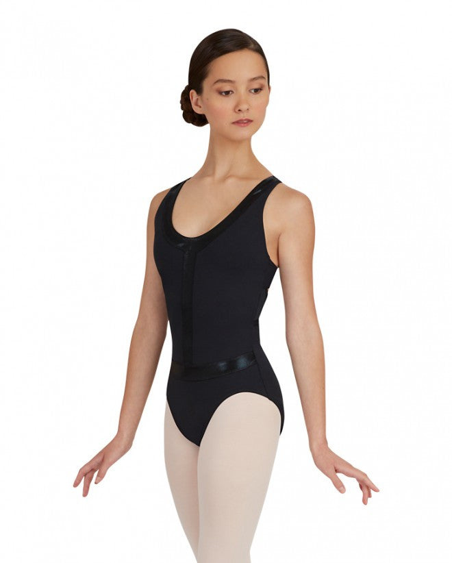 DROP WAIST LEOTARD