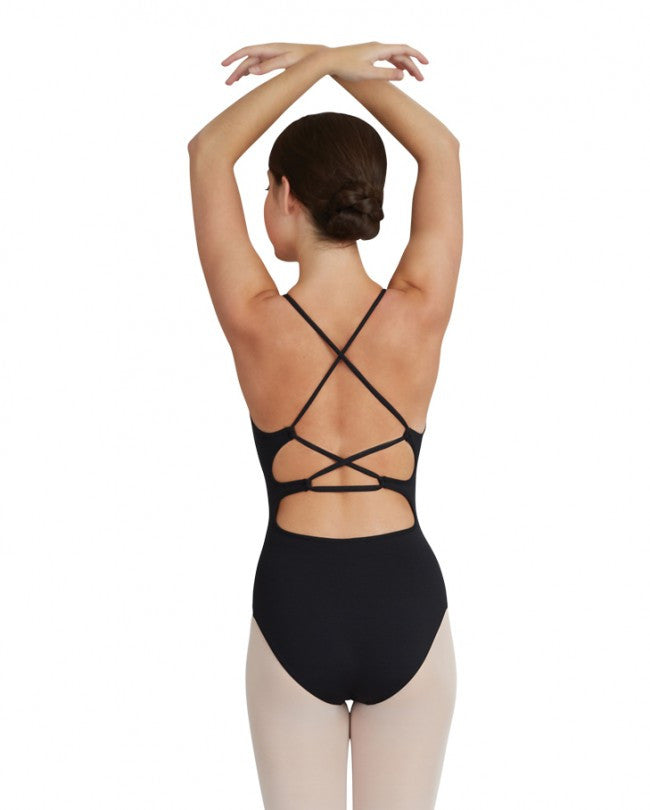 STRAPPY BACK LEOTARDS