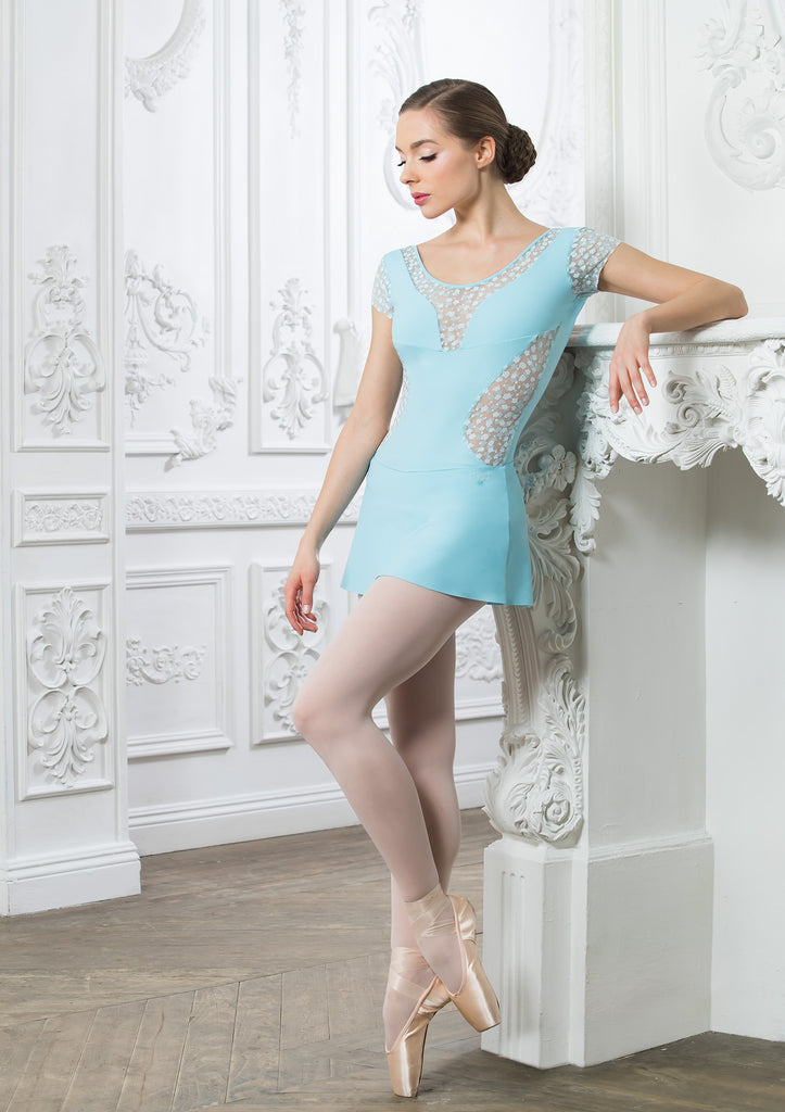 Bolshi star 2 Leotards ICE- flower