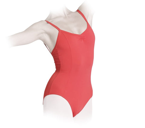 Crossed back leotard