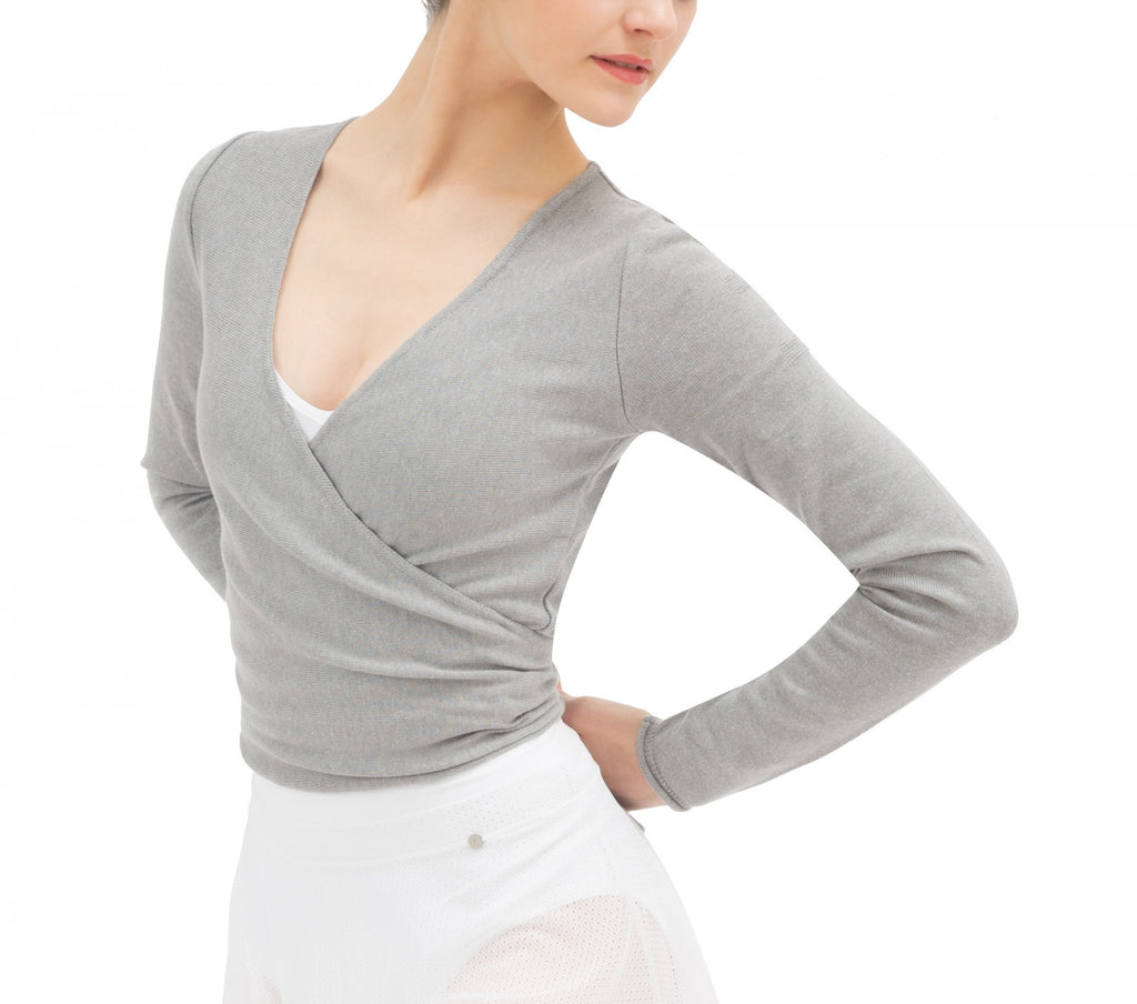 Long Sleeve Wrap