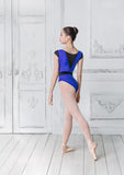 Jewel Emporium 1807 leotard--Blue