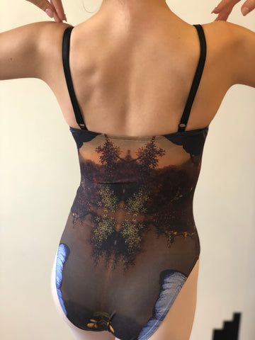 Maldire CHINOISERIE low Back- Handmade in Italy