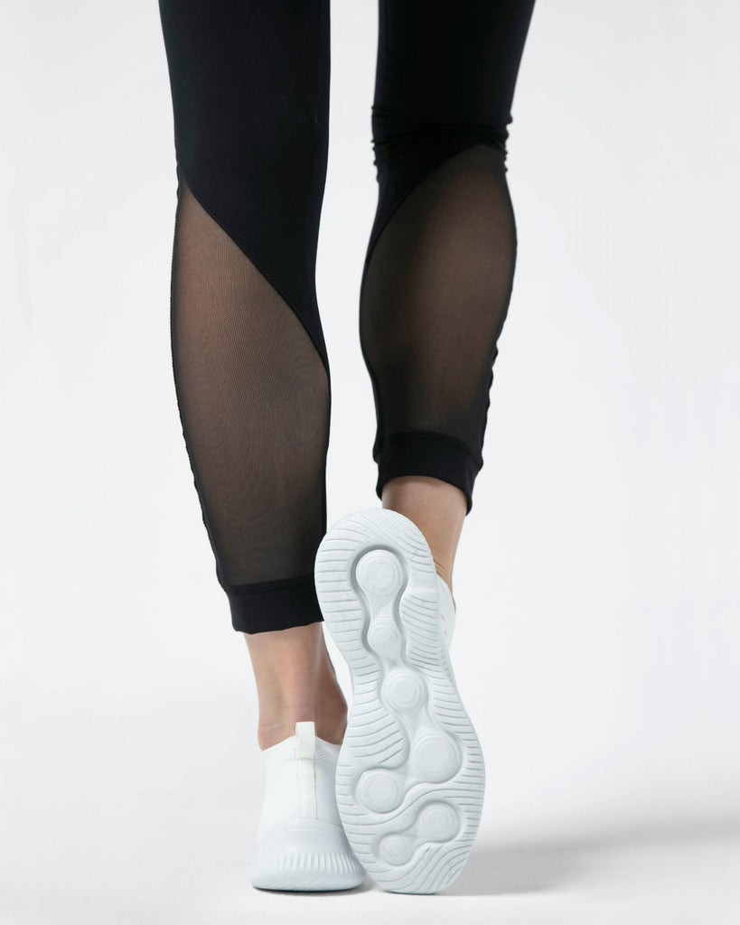High-stretch mesh leggings- new collection