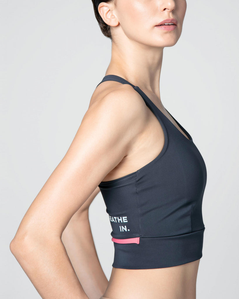 Soft touch bra in Repreve®- new arrival