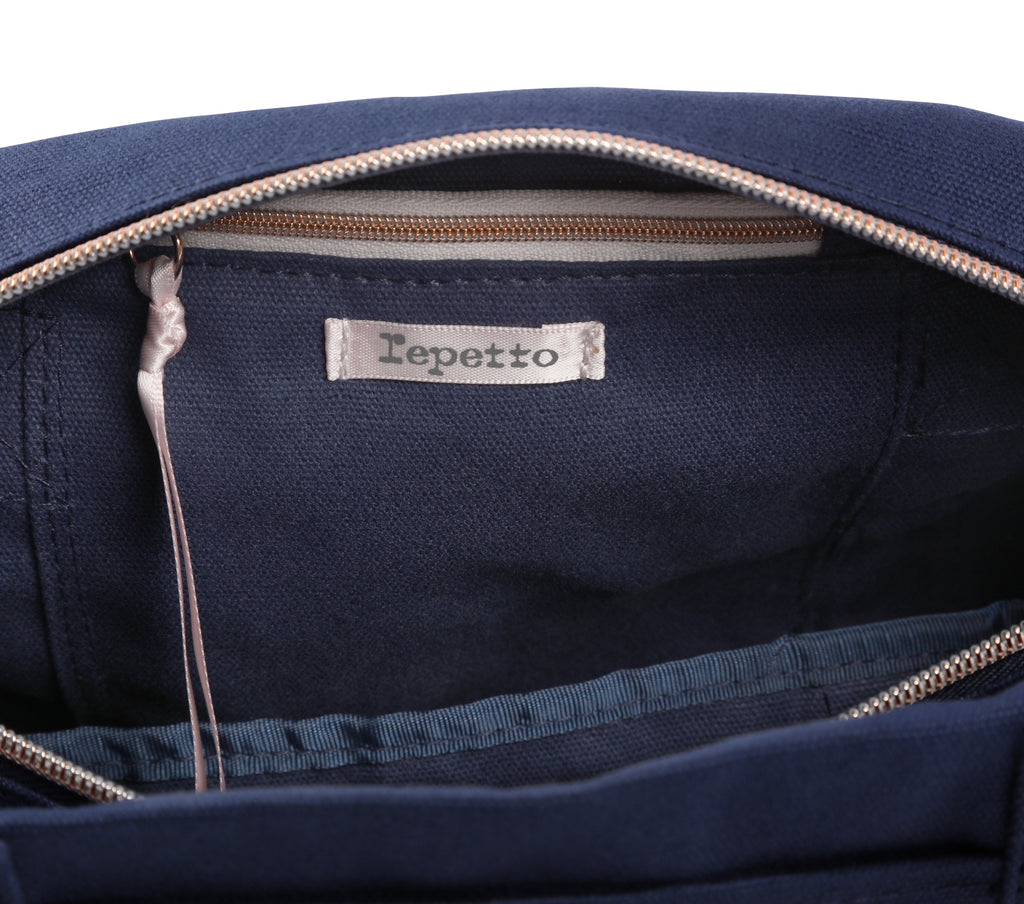 Cotton duffel bag Size S
