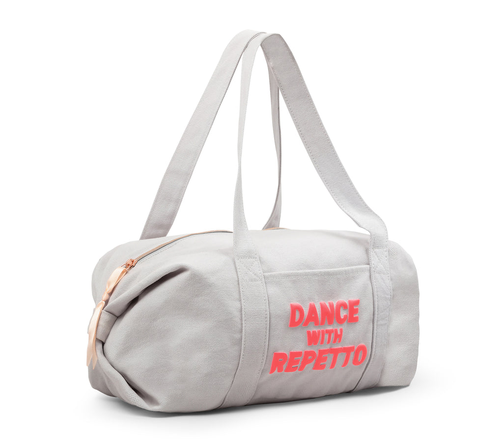 Cotton duffel bag Size M