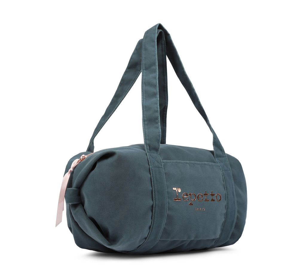 Velvet duffel bag Size M limited edition  - selling very fast- few left