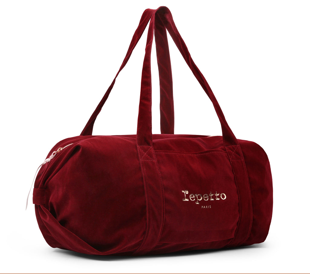 Velvet duffel bag Size M limited edition - it is going fast