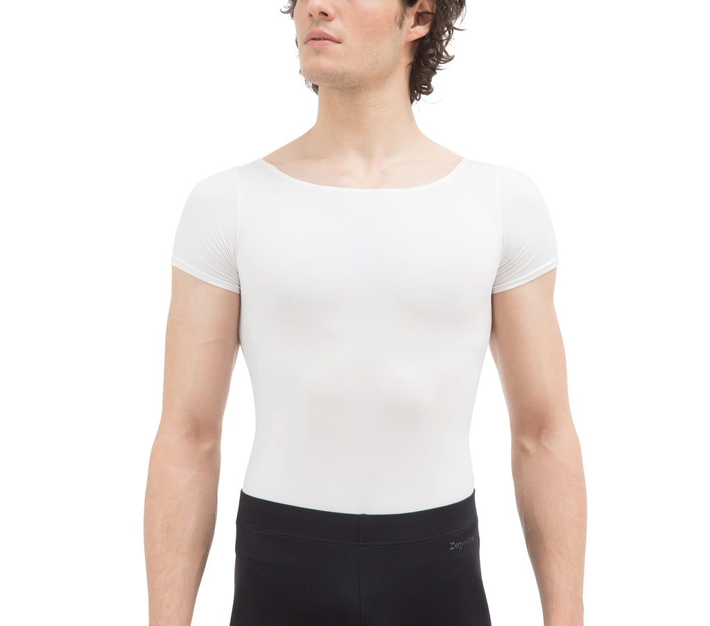 Repetto D0608 Short sleeved leotard - Men