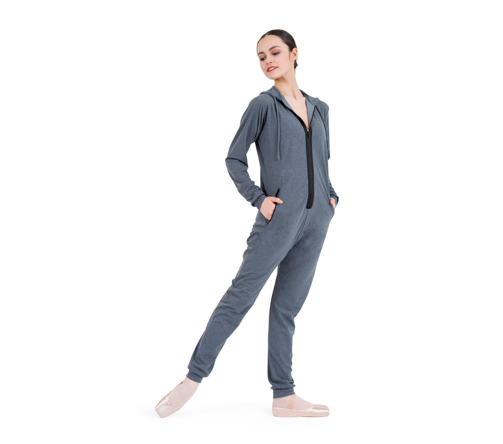 Power-stretch jumpsuit