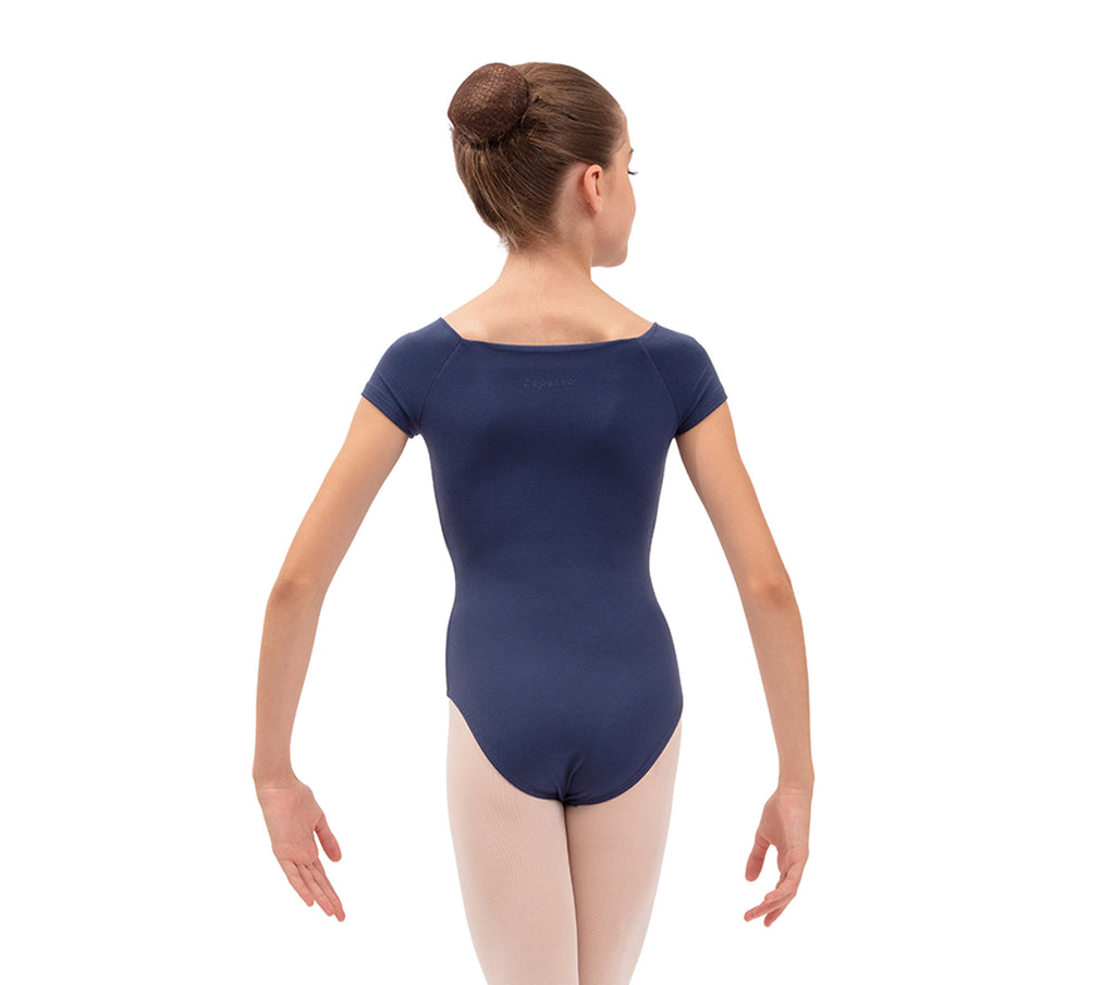 Leotard short sleeves-new
