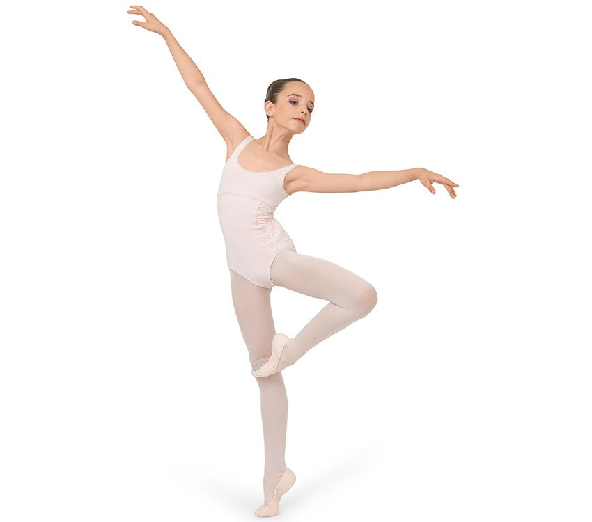 5f97c3e590f Leotard with large straps - Girls – Ballet Emporium