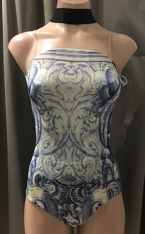 Maldire AGATHE low back hand made in Italy