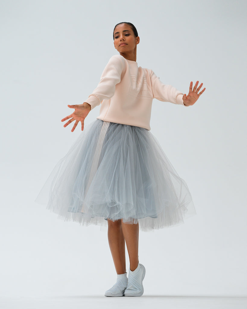Mid-length ballerina petticoat- new arrival- This is really amazing