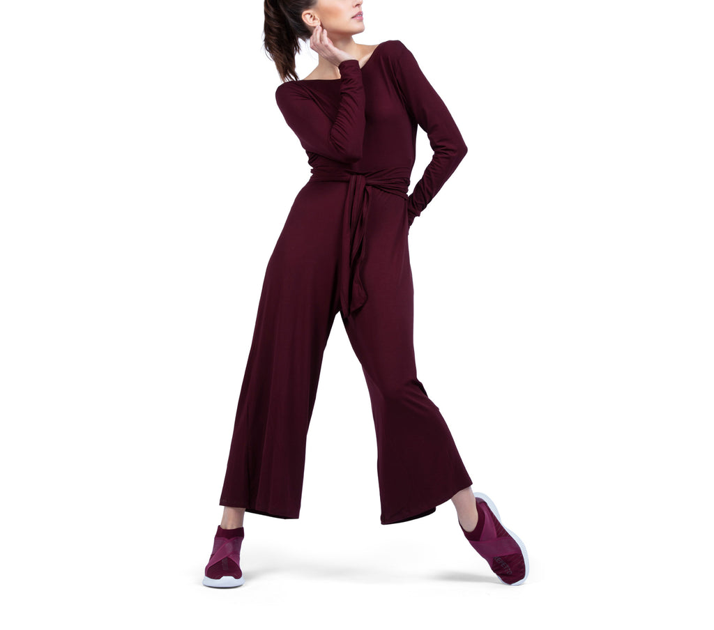 Repetto W0666 long sleeve jumpsuit- new collection