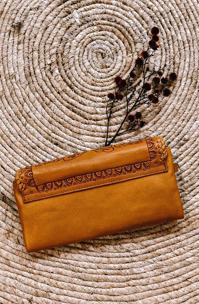 Adelle Double Clip Wallet