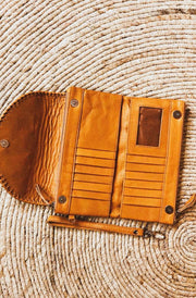 Suzie Leather Wallet