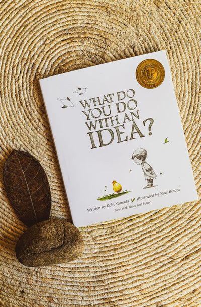 What Do You Do With An Idea | Children's Educational Story Books From Tonketti