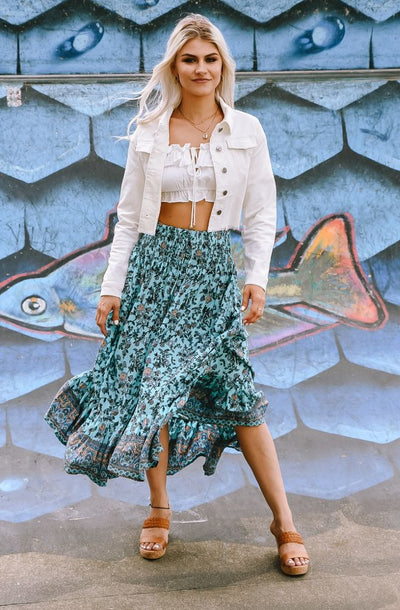 Reef Magic Dharma Skirt