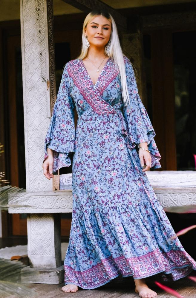 Boho Dreams Saradon Maxi Dress