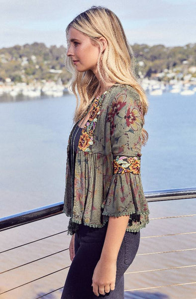 Jaase Esme Belmont Jacket - We got more. | Bohemian Style by Tonketti
