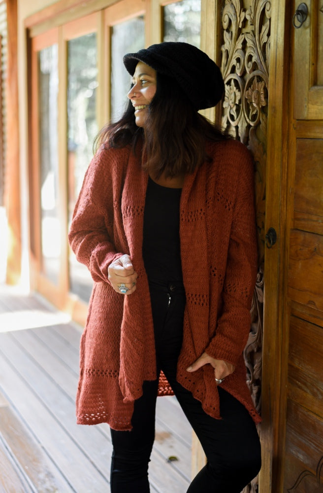Jess Mohair Cardigan - Two colours