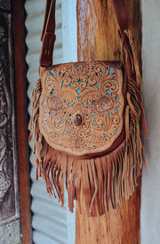 Orchard Roving Shoulder Satchel Bag | Bohemian Style by Tonketti