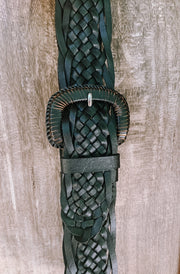 The Weaver Leather belt