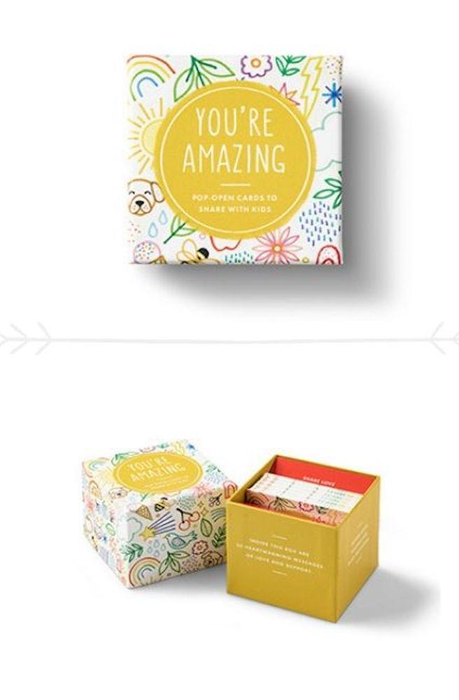 You're Amazing Thoughtful Cards | Bohemian Style by Tonketti