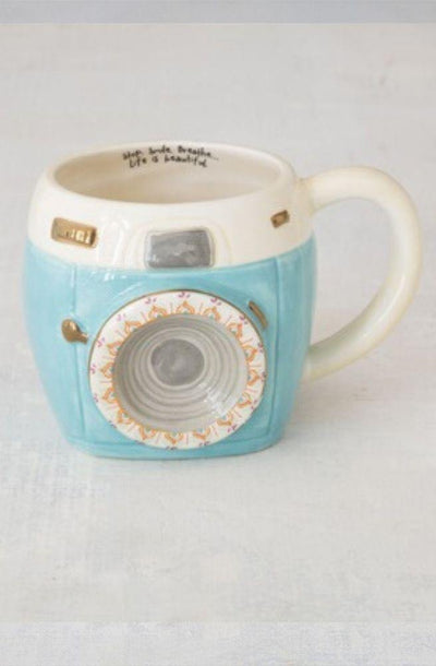 Camera Folk Mug | Camera Mug makes The Perfect Gift For The Photo Lovers In Your Life