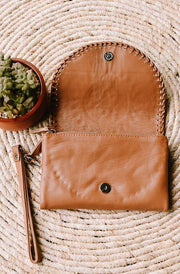 Cher Leather Wallet - Tonketti