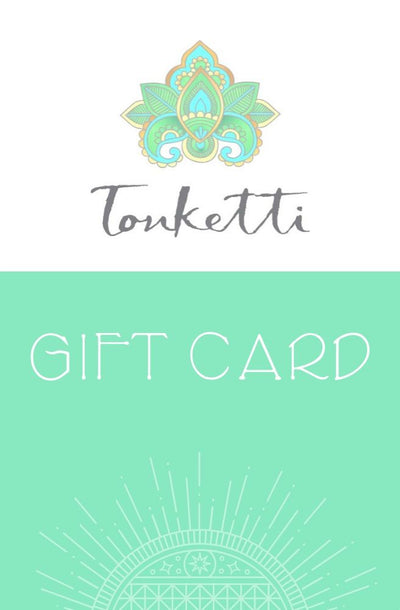 Gift card | Bohemian Style by Tonketti