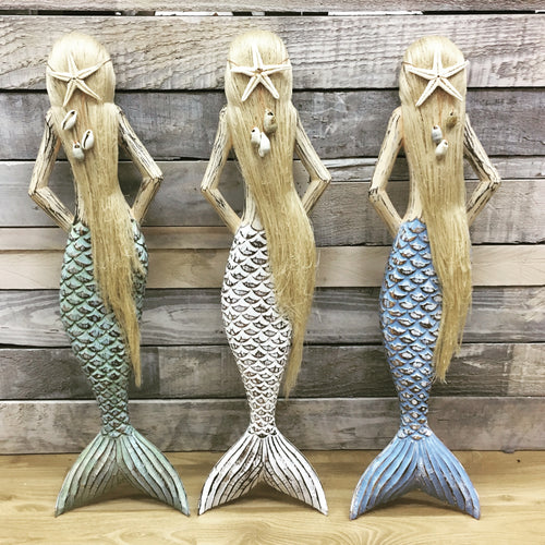 Mermaid Wall Hanging | Bohemian Style by Tonketti