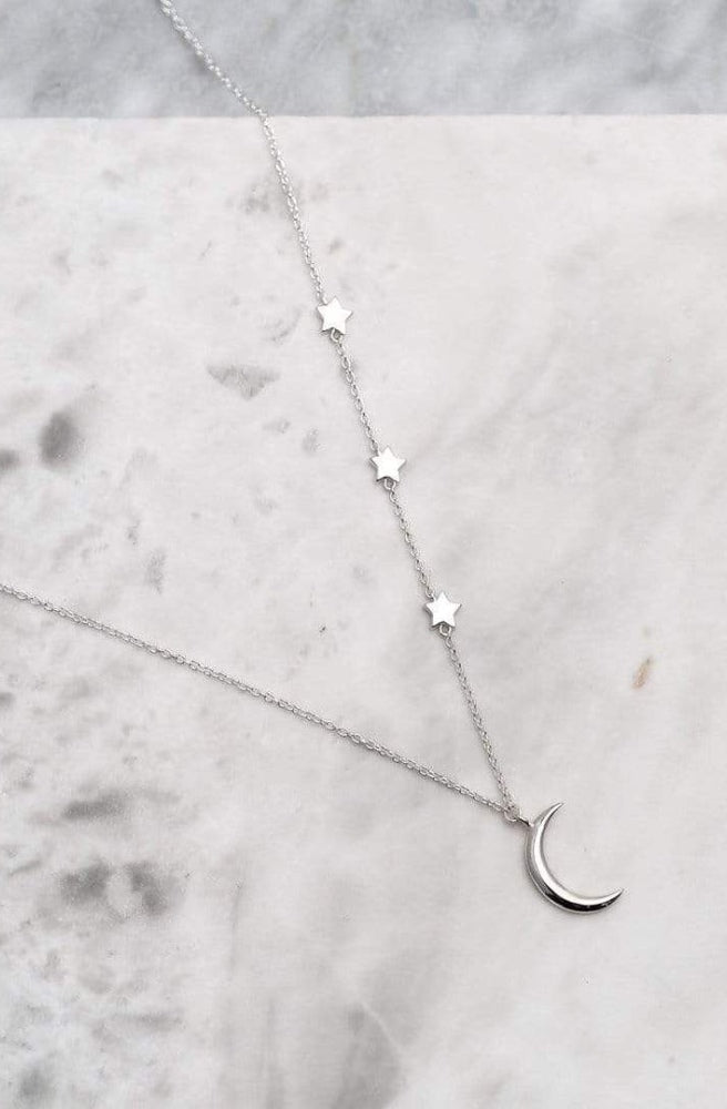Midsummer Star Trail of Stars Necklace