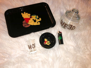 Characters Be Lit Too Custom Rolling Trays (MORE CHOICES)