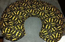 Load image into Gallery viewer, SUPER HERO BATMAN Boppy Pillow Cover