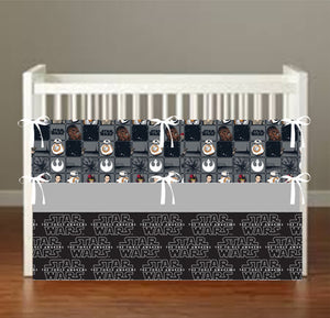 STAR WARS Crib & Toddler Bedding *more choices*
