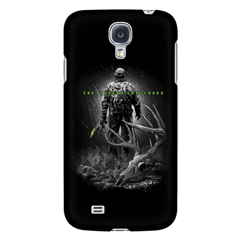 "Iphone or Samsung ""The Legend Continues"" Limited Edition Custom Phone Case (Free Shipping)"