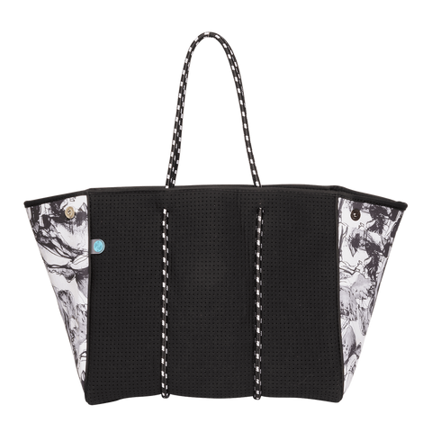 shop chuchka neoprene bag flora