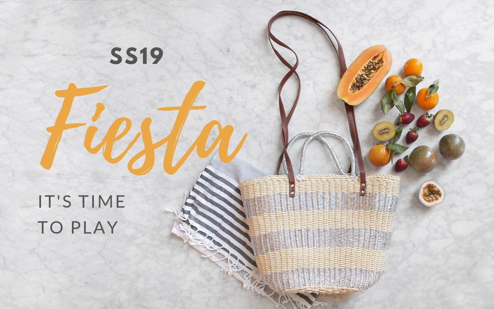 SS19 Collection - Fiesta - Chuchka