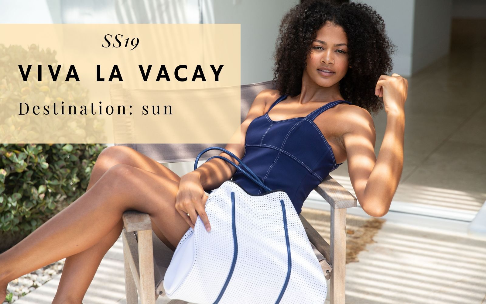 Chuchka SS19 Collection - Viva La Vacay
