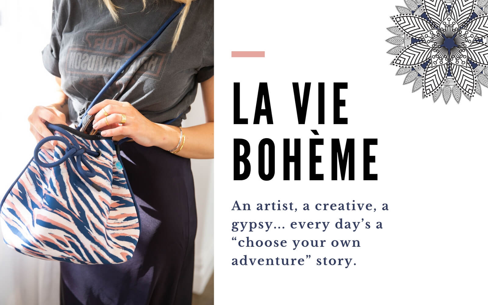 La Vie Boheme Collection AW20 - Chuchka