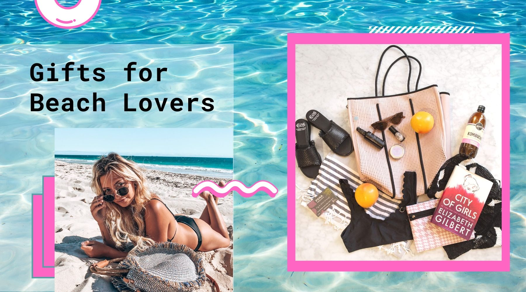 Gifts for Beach Lovers - Chuchka