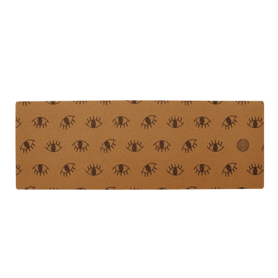 Eyes Cork Yoga Mat (Eco Friendly / Toxic Free) - Chuchka