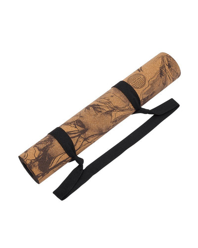 Florina Cork Yoga Mat (Eco Friendly / Toxic Free) - Chuchka