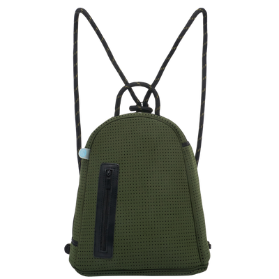 Kat Neoprene Khaki Backpack - Chuchka