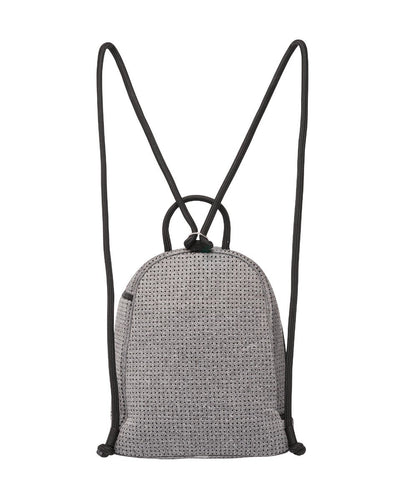 Kourt Neoprene Backpack (Grey Black) - Chuchka